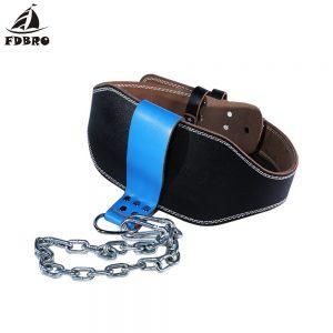 cinturon cadena pesas