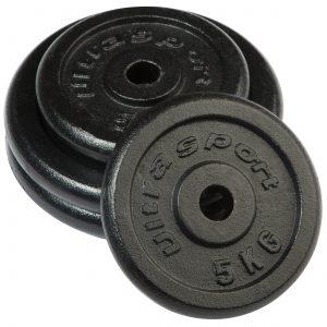 discos de 10 kg para pesas