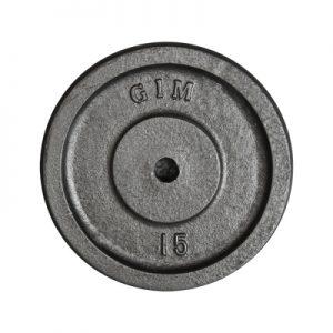 discos de acero para pesas