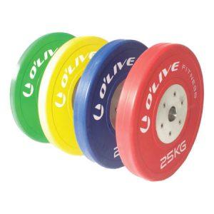 discos olimpicos barbell
