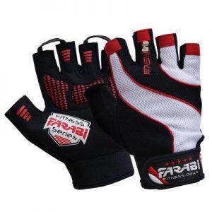 guantes de entrenamiento pesas