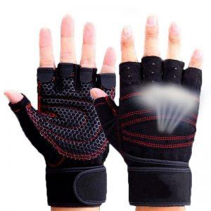 guantes pesas mujer