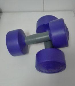 juego pesas
