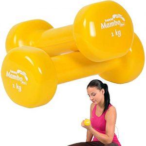 pesas de mano decathlon