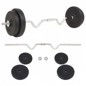 set de pesas