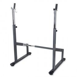 soporte barra pesas