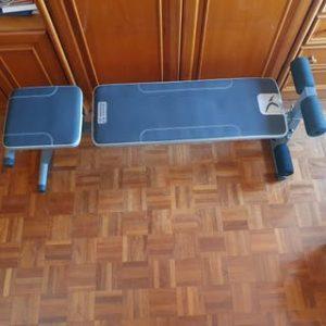 soporte pesas decathlon