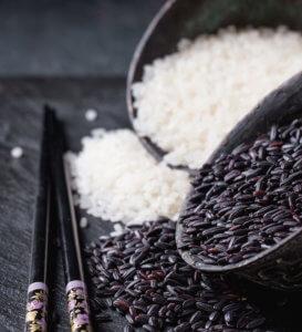 Arroz blanco contra arroz integral. ¿Realmente importa?