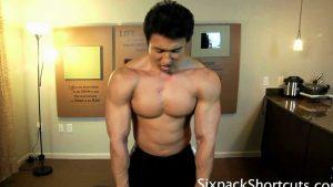 Cómo fijar los hombros redondeados